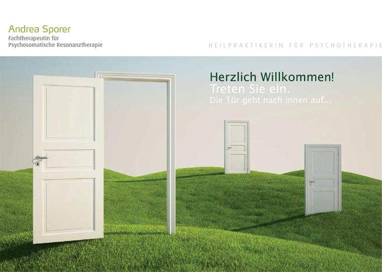 Heilpraktikerin für Psychotherapie - Andrea Sporer Bad Aibling